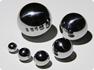 Balls for rolling bearings