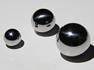 Heat resistant steel balls