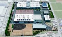 滋賀工場の写真