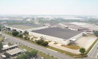 インドネシア工場の写真