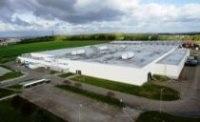 ポーランド工場の写真